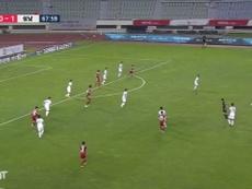 Rômulo faz um golaço pelo Busan IPark na K-League 2020. DUGOUT