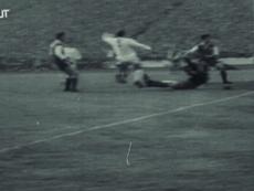 VÍDEO: la magia de Di Stéfano en el Bernabéu. DUGOUT