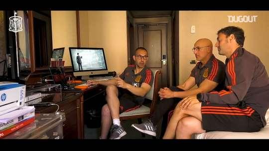 VÍDEO: la importancia de los analistas en 'la Roja'. DUGOUT