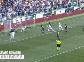 I goal di cinque campioni con la Juve. Dugout