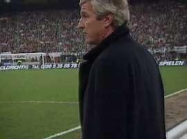 Les meilleurs moments de Marcello Lippi sur le banc de la Juventus. DUGOUT