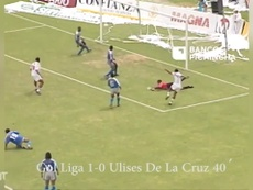 Una goleada escandalosa para Liga de Quito. DUGOUT