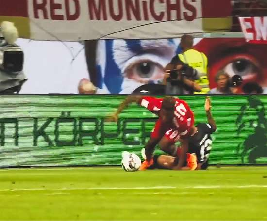 VIDEO: Kingsley Coman's best FC Bayern moments. DUGOUT