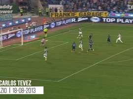 Il primo gol in Bianconero di Bonucci, Inzaghi, Zidane. Dugout
