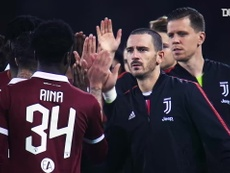 Torino face Juventus at the wekeend. DUGOUT