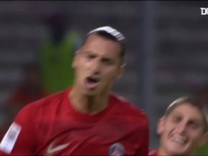 I migliori goal di Ibra a Parigi. Dugout