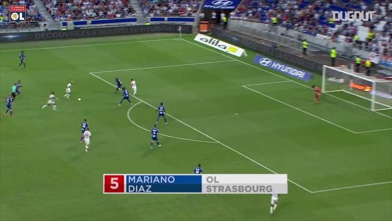 I cinque migliori goal di Mariano. Dugout