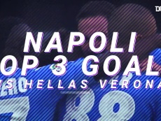 Napoli have scored some good goals away to Verona over the years. DUGOUT