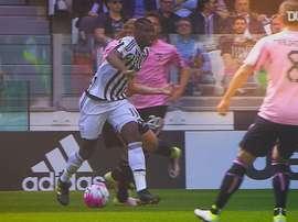 Pogba jogou pela Juventus de 2012 a 2016. DUGOUT