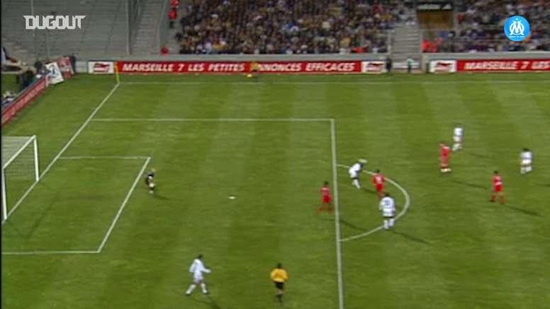 VIDEO: Frédéric Brando's long distance goal vs AS Monaco. DUGOUT