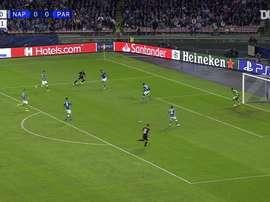 ous les buts de Juan Bernat en Ligue des Champions avec le PSG. DUGOUT