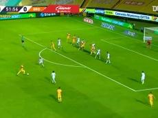 Tigres won 3-0. DUGOUT