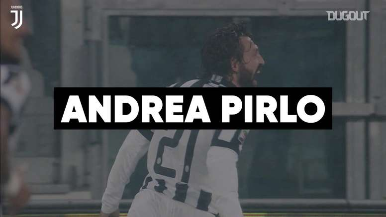 VIDEO: Andrea Pirlo's best Juventus moments. DUGOUT