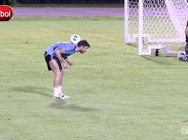 VIDEO: Sergio Ramos shows off his skills in training. DUGOUT