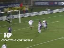 I 10 migliori gol segnati da argentini con il PSG. Dugout