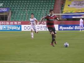 No K-League side scored more goals than Pohang Steelers in 2020. DUGOUT