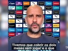 Guardiola quer restante do Inglês como preparação para Champions. DUGOUT
