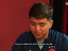 Alex Mendez on the difference between Amsterdam and LA. DUGOUT
