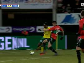 Cantwell's best moments at Fortuna Sittard. DUGOUT