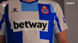 RCD Espanyol unveil 120th anniversary shirt. DUGOUT