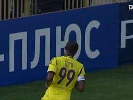 Lo mejor de Eto'o en la Liga Rusa. DUGOUT