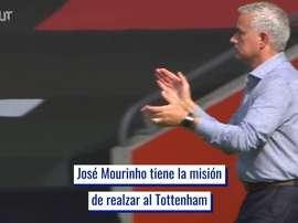 VÍDEO: el gran objetivo de Mourinho en el Tottenham. DUGOUT