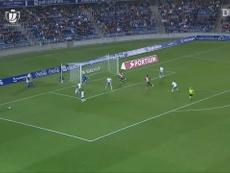 VIDEO: Iñaki Williams's chest goal in the Copa del Rey. DUGOUT