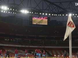 El Arsenal sumó su segunda victoria en dos partidos. DUGOUT