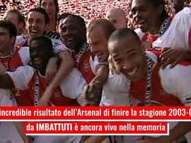 L'Arsenal degli Invincibili. Dugout