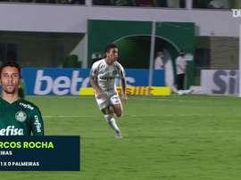 Le superbe dribble de Marcos Rocha contre Goias. Dugout