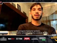 Andrey explica sua evolução no Vasco. DUGOUT