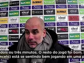 Guardiola fala sobre a influência do VAR. DUGOUT