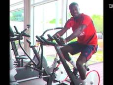 VIDEO: Pépé's best off-field Arsenal moments. DUGOUT