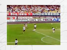 VIDEO: Santos' most exciting goals in finals. DUGOUT