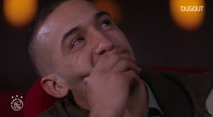 VIDEO: Hakim Ziyech left in tears by mother's farewell message. DUGOUT