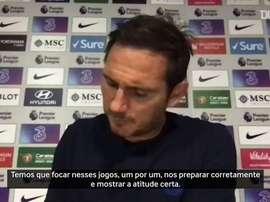 O treinador do Chelsea comentou a situação da equipe nesta reta final da Premier. DUGOUT