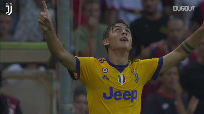 La Juventus vince in rimonta. Dugout
