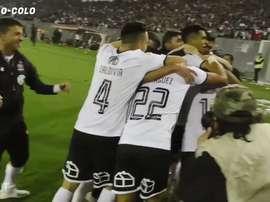Valdívia atuou por quase quatro anos no Colo-Colo. DUGOUT