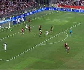 VIDÉO : les buts de Benedetto en Ligue 1