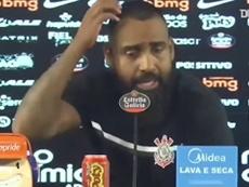Técnico interino do Corinthians falou sobre sua torcida. DUGOUT
