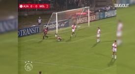 El Ajax empezó metiendo miedo en la temporada 1994-95. DUGOUT