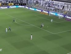 Il gol più veloce segnato da un brasiliano in Libertadores. Dugout