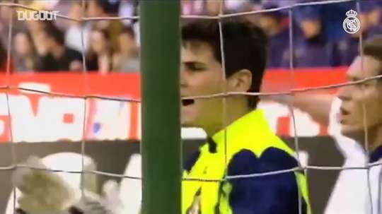 I migliori momenti di Casillas. Dugout