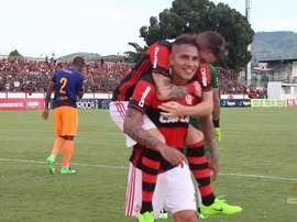 Los mejores momentos de Paolo Guerrero con Flamengo. DUGOUT