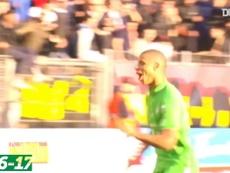 Saint-Etienne's top five goals vs Montpellier. DUGOUT