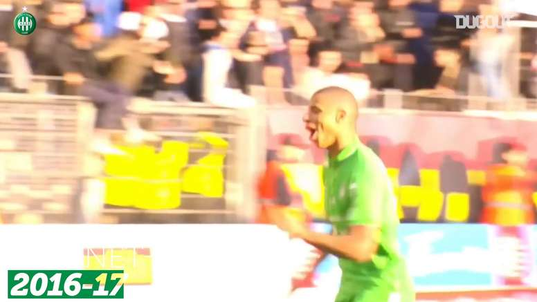 Saint-Etienne's top five goals vs Montpellier. DUGOUT