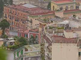Le premier Scudetto de Naples. DUGOUT