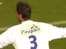 Fabien Barthez foi decisivo em cobranças de pênalti na Copa da França de 2004. DUGOUT
