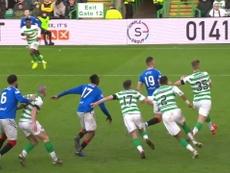 Gols marcantes do Rangers contra o Celtic. DUGOUT