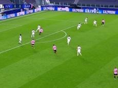 Résumé Juventus 0-2 Barcelone. dugout